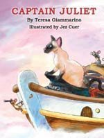 Captain Juliet, children's fiction by Teresa Giammarino